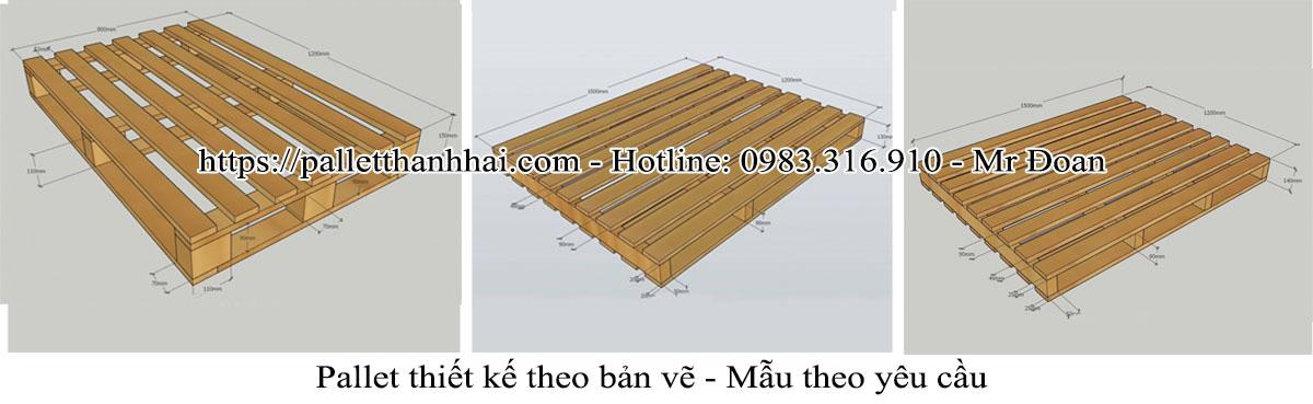 Pallet gỗ giá rẻ mùa covid