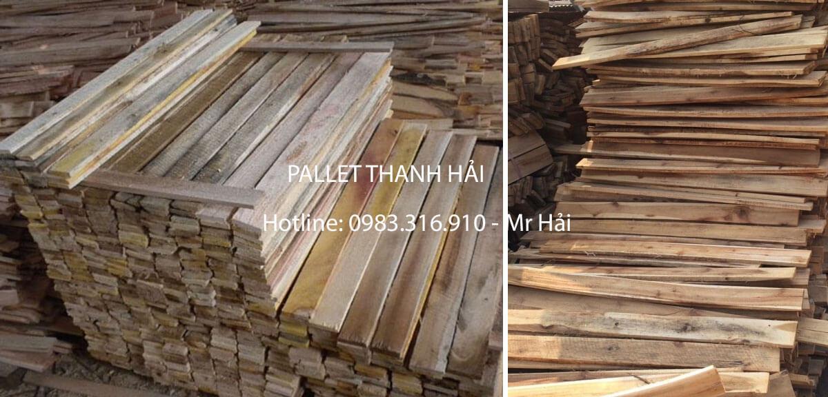 gỗ pallet